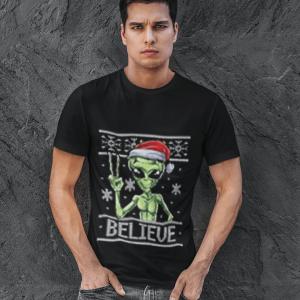 Alien Believe Black