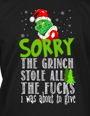 Grinch Stole