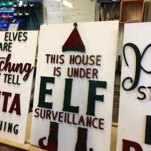 House under Elf Surveillance