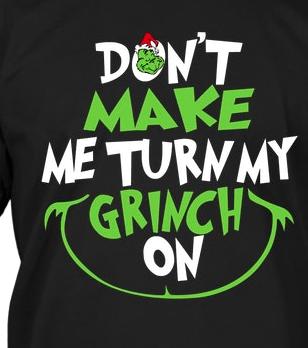 turn Grinch on