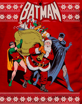 Batman Assorted with Robin Ugly