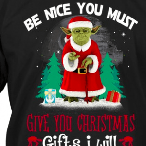 Be Nice U Must Yoda