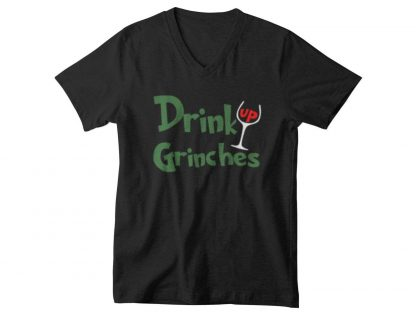 Drink Grinches Black