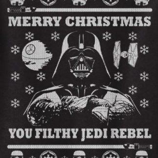 Merry Christmas filthy Jedi rebel