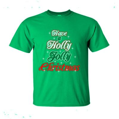 Holly Jolly Green