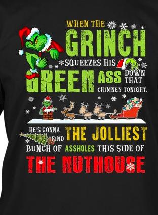 Jolliest Nuthouse