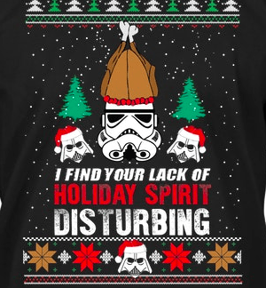 lack of spirit trooper