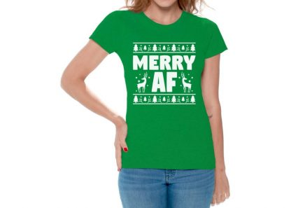 merry AF Green