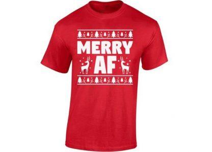 merry AF Red