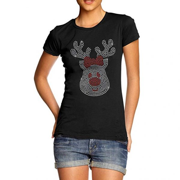 Rhinestone Rudolf