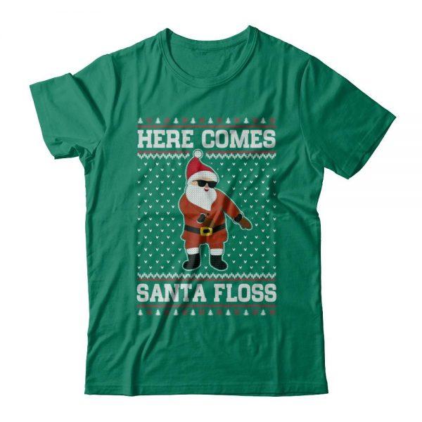 Here some Santa floss 3