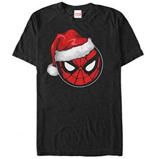 Spiderman Santa Hat