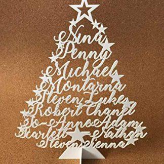 Christmas Family Names
