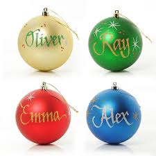 assorted baubles