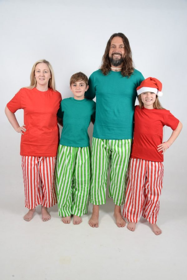 Mixed Colours Jammies 2