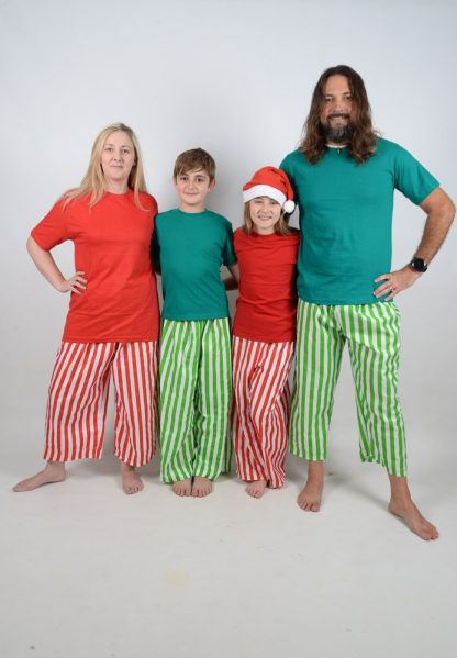 Mixed Colours Jammies