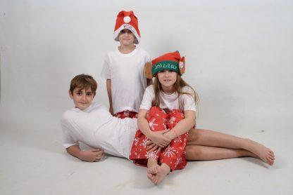 Xmas White Kids