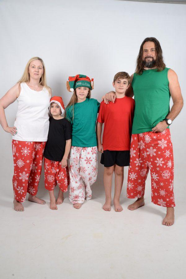 Xmas Clothing Family