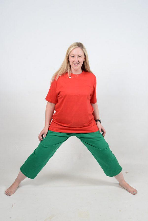 Comfy Pants Smile