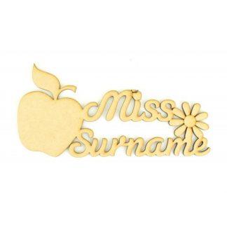 Miss Name