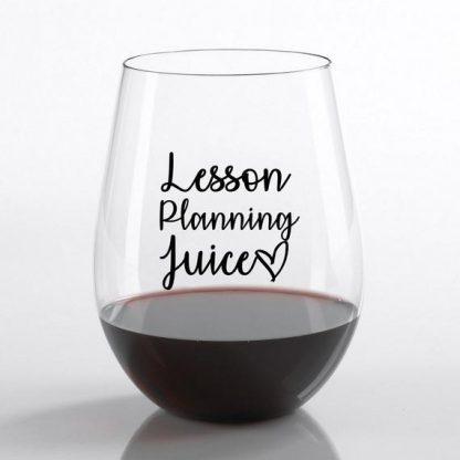 lesson planning juice 2