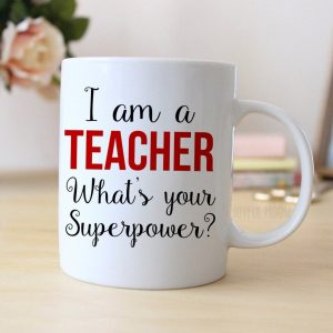 Superpower Teacher