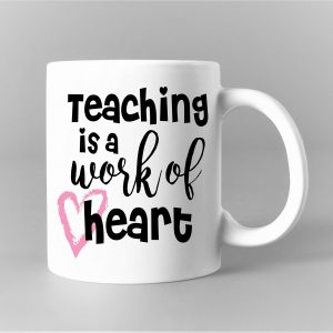 Work of Heart Mug