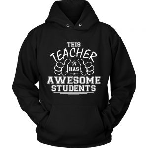 Teacher awesome students