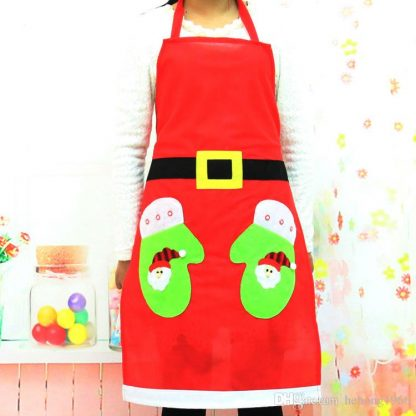 Santa Outfit with Mits