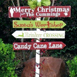 Christmas Directions
