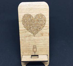 Heart cell holder