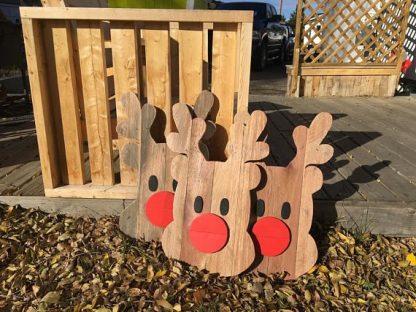 Reindeer Heads