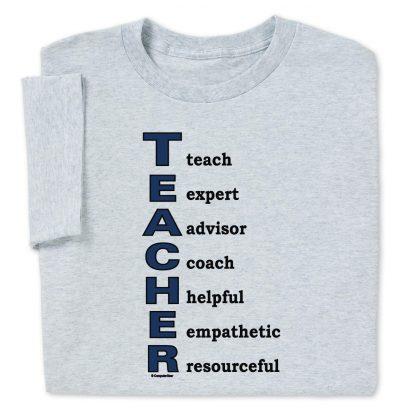 Teacher T 2