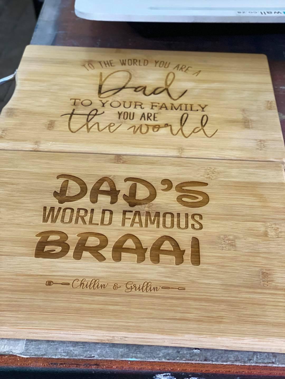 Chopping Board Dad