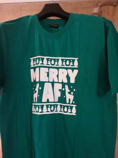 Merry Af 2 Green