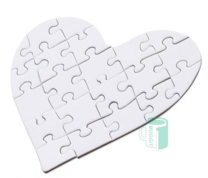 Heart Puzzle Gloss